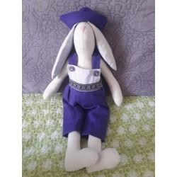 Conejo Lavanda Niño (Morado)